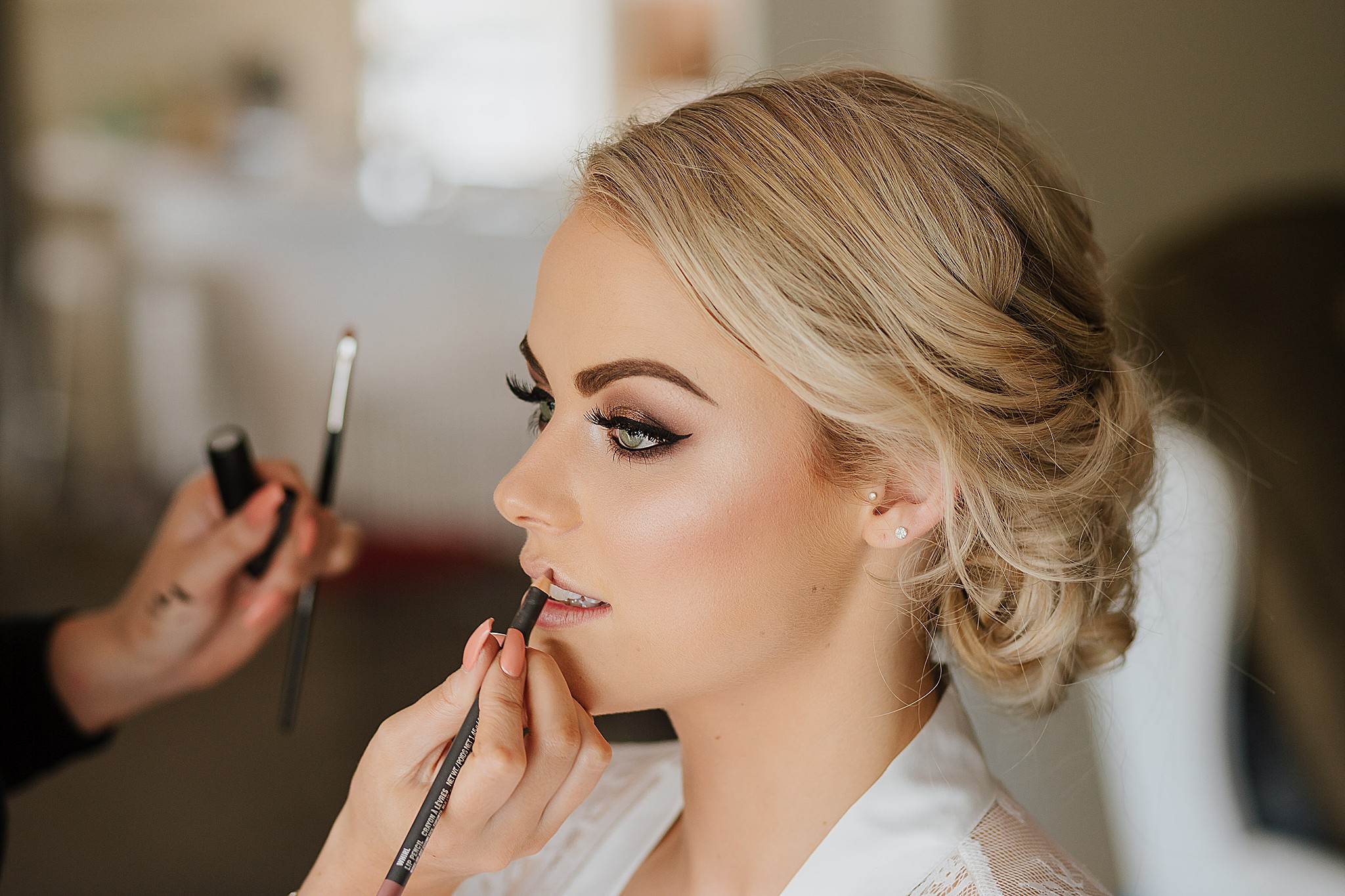 Georgia getting ready Wedding Photo shoot