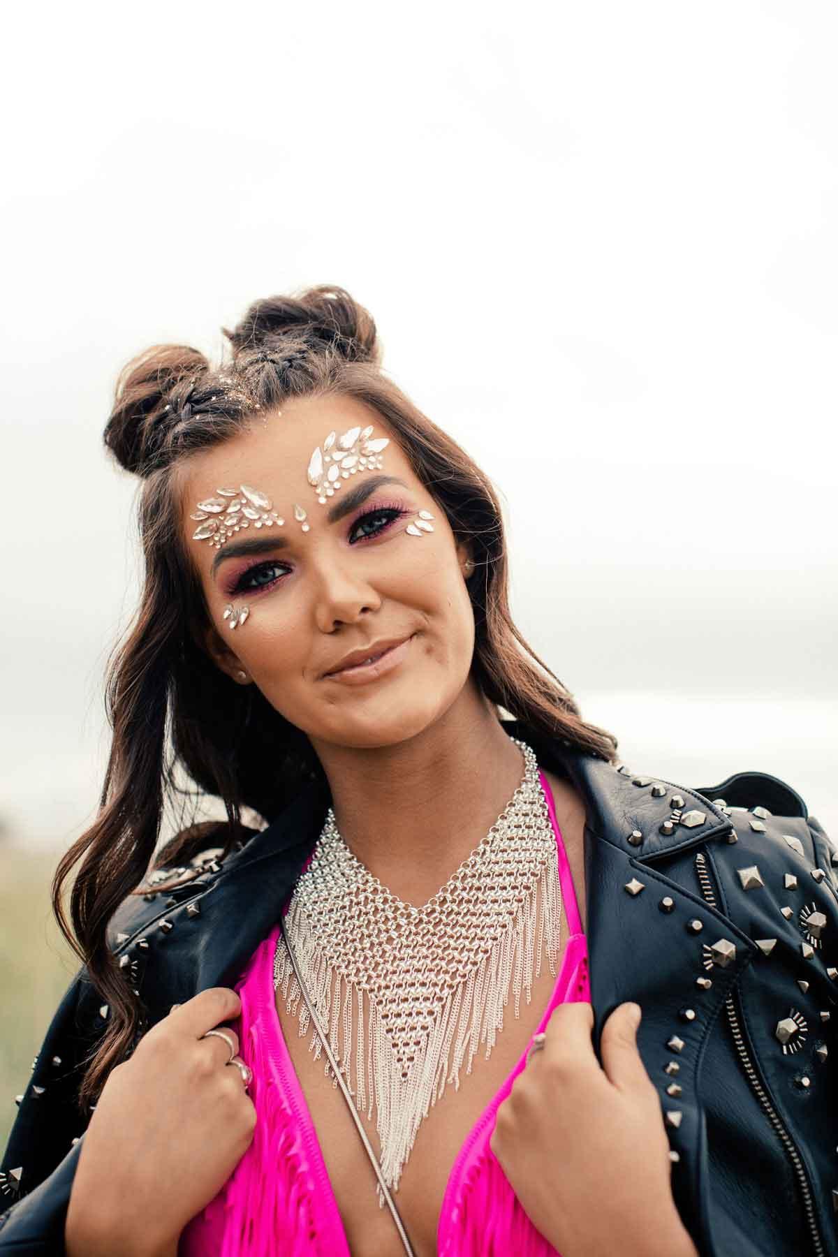 Chrystal Obrien makeup artist